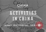 Image of Chinese refugees Liuchow China, 1944, second 7 stock footage video 65675053491