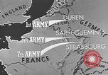 Image of United States Army European Theater, 1944, second 10 stock footage video 65675053492