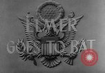 Image of Joe Brown Pacific Theater, 1943, second 3 stock footage video 65675053495