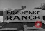Image of ranch Texas United States USA, 1945, second 3 stock footage video 65675053501