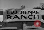 Image of ranch Texas United States USA, 1945, second 4 stock footage video 65675053501
