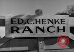 Image of ranch Texas United States USA, 1945, second 6 stock footage video 65675053501