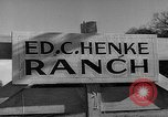 Image of ranch Texas United States USA, 1945, second 7 stock footage video 65675053501