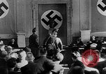 Image of Trial of conspirators in July 20th Plot to kill Adolf Hitler Germany, 1944, second 7 stock footage video 65675053503