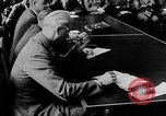 Image of Trial of conspirators in July 20th Plot to kill Adolf Hitler Germany, 1944, second 10 stock footage video 65675053503