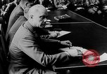 Image of Trial of conspirators in July 20th Plot to kill Adolf Hitler Germany, 1944, second 12 stock footage video 65675053503