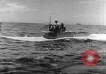 Image of Italian MTSM and German Wendel sneak craft torpedo explosive boats United States USA, 1945, second 1 stock footage video 65675053514