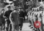 Image of Winston Churchill Tehran Iran, 1943, second 7 stock footage video 65675053539