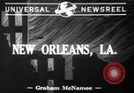 Image of Firemen New Orleans Louisiana USA, 1941, second 3 stock footage video 65675053550