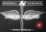 Image of Wendell Wilkie London England United Kingdom, 1941, second 3 stock footage video 65675053554