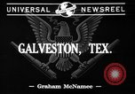 Image of Observation aircraft Galveston Texas USA, 1941, second 2 stock footage video 65675053563