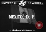 Image of General Manuel Camacho Mexico City Mexico, 1941, second 2 stock footage video 65675053565