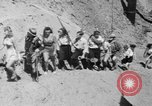 Image of hills of sawdust Portland Oregon USA, 1941, second 12 stock footage video 65675053569