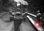 Image of Gas pipeline Baton Rouge Louisiana USA, 1941, second 8 stock footage video 65675053577