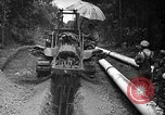 Image of Gas pipeline Baton Rouge Louisiana USA, 1941, second 9 stock footage video 65675053577