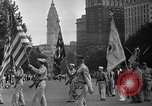 Image of Veterans Philadelphia Pennsylvania USA, 1941, second 9 stock footage video 65675053579