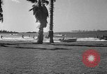 Image of water skiing Miami Florida USA, 1942, second 4 stock footage video 65675053585