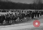 Image of Ice skating La Crosse Wisconsin USA, 1942, second 5 stock footage video 65675053586