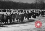 Image of Ice skating La Crosse Wisconsin USA, 1942, second 7 stock footage video 65675053586