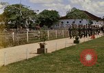 Image of Chan Tho Training base South Vietnam, 1967, second 7 stock footage video 65675053589
