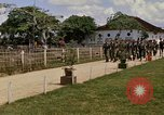 Image of Chan Tho Training base South Vietnam, 1967, second 8 stock footage video 65675053589