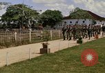 Image of Chan Tho Training base South Vietnam, 1967, second 9 stock footage video 65675053589