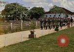 Image of Chan Tho Training base South Vietnam, 1967, second 10 stock footage video 65675053589