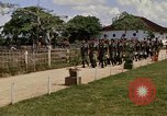 Image of Chan Tho Training base South Vietnam, 1967, second 11 stock footage video 65675053589