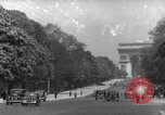 Image of Arc de Triomphe Paris France, 1939, second 8 stock footage video 65675053611