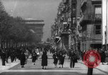 Image of Arc de Triomphe Paris France, 1939, second 1 stock footage video 65675053613