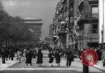 Image of Arc de Triomphe Paris France, 1939, second 2 stock footage video 65675053613