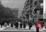 Image of Arc de Triomphe Paris France, 1939, second 3 stock footage video 65675053613