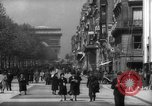 Image of Arc de Triomphe Paris France, 1939, second 5 stock footage video 65675053613
