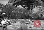 Image of Eiffel Tower Paris France, 1939, second 2 stock footage video 65675053614