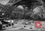Image of Eiffel Tower Paris France, 1939, second 4 stock footage video 65675053614