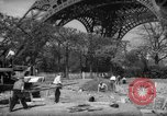 Image of Eiffel Tower Paris France, 1939, second 5 stock footage video 65675053614