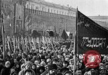 Image of Red Army soldiers headed toward Poland Moscow Russia Soviet Union, 1919, second 3 stock footage video 65675053618