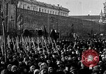 Image of Red Army soldiers headed toward Poland Moscow Russia Soviet Union, 1919, second 5 stock footage video 65675053618