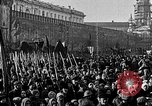 Image of Red Army soldiers headed toward Poland Moscow Russia Soviet Union, 1919, second 6 stock footage video 65675053618