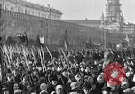 Image of Red Army soldiers headed toward Poland Moscow Russia Soviet Union, 1919, second 7 stock footage video 65675053618
