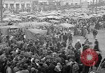 Image of Open air market  Moscow Russia Soviet Union, 1924, second 8 stock footage video 65675053624