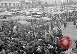 Image of Open air market  Moscow Russia Soviet Union, 1924, second 9 stock footage video 65675053624