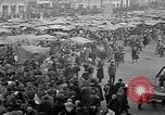 Image of Open air market  Moscow Russia Soviet Union, 1924, second 11 stock footage video 65675053624