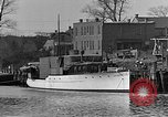 Image of Curtis Boat & Engine Corp on riverfront Norfolk Virginia United States USA, 1932, second 12 stock footage video 65675053626