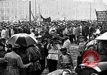 Image of Crowds in Red Square Moscow Russia Soviet Union, 1924, second 4 stock footage video 65675053627