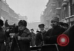 Image of snow covered roads Moscow Russia Soviet Union, 1920, second 4 stock footage video 65675053629