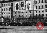 Image of Citizens parade Moscow Russia Soviet Union, 1946, second 3 stock footage video 65675053632