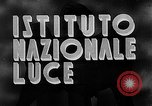 Image of Benito Mussolini Rome Italy, 1938, second 11 stock footage video 65675053636