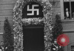 Image of Benito Mussolini Munich Germany, 1938, second 5 stock footage video 65675053638
