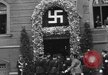 Image of Benito Mussolini Munich Germany, 1938, second 8 stock footage video 65675053638